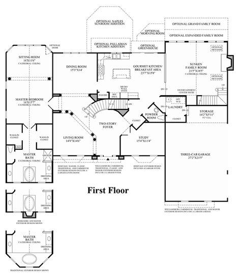 covington floor plan dutchess farm estates the covington home design