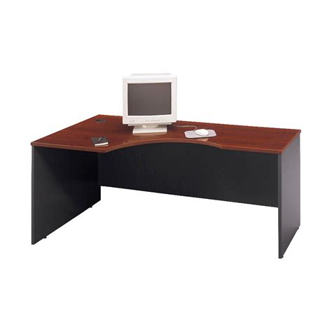 Modular Desks Office Furniture Office Furniture Suites Desks 1081842 Bush C Series Executive Modular Desk Hansen Cherry
