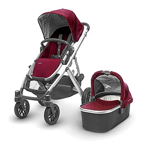 Uppababy Vista Mattress Size by Gt Size Strollers Gt Uppababy 174 Vista 2017 Stroller In Dennison From Buy Buy Baby