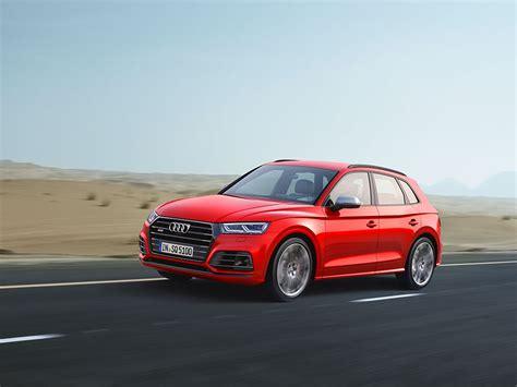 Noul Audi Q5 by Audi Sq5 Cel Mai Puternic Model Din Noua Familie Q5