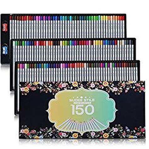 Unique Kitchen Accessories Sudee Stile Colored Pencils 150 Unique Colours Pack No