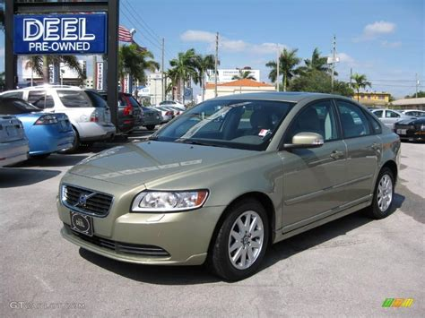 2008 gecko green metallic volvo s40 2 4i 6131594 gtcarlot car color galleries
