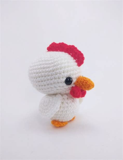 amigurumi pattern chicken chirp the chicken amigurumi pattern amigurumipatterns net