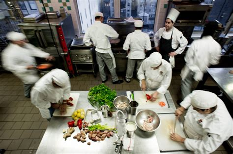 kitchen chef restaurant industry the institute of culinary education