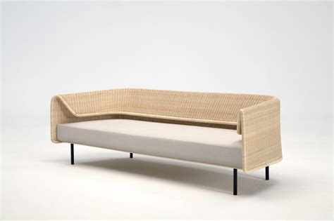 wrap sofa wrap sofa by hiroomi tahara for yamakawa rattan sohomod blog