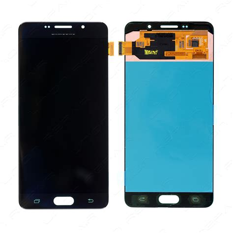 Samsung Galaxy A7 2016 Samsung A710 Garansi Resmi 1tahun replacement for samsung galaxy a7 2016 sm a710 lcd screen with digitizer assembly black