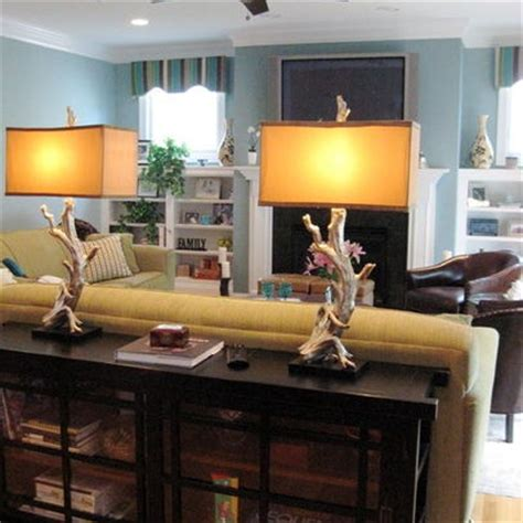 pictures of sofa tables behind couches console table behind sofa for the home pinterest