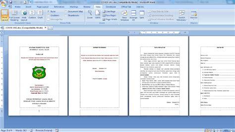format pembuatan artikel ilmiah cara membuat dan contoh makalah yang baik dan benar