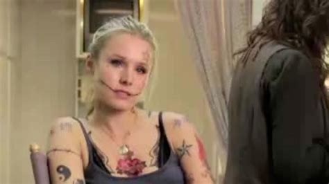 kristen bell tattoo the gallery for gt does kristen bell really tattoos