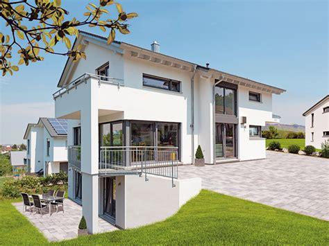 Modernes Haus Am Hang 5121 by Ein Modernes Familienhaus Bautipps De