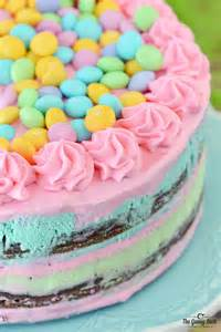 Pastel ice cream cake the whoot
