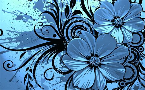wallpaper flower design vector flowers desktop wallpapers top wallpaper desktop