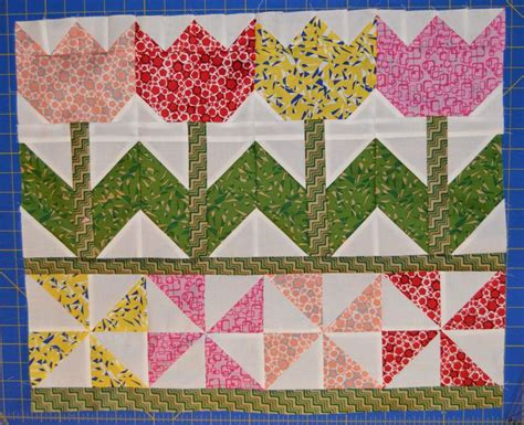 printable fabric tutorial inspired by fabric tutorial tulip time wall hanging
