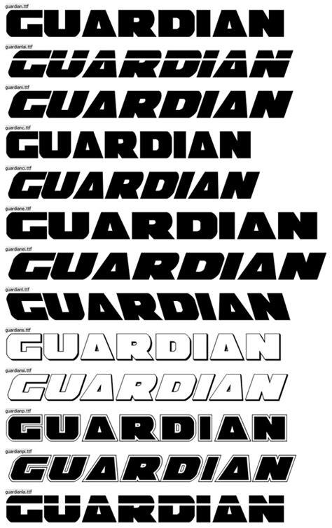 juliusdesign font fonts inspiration guardian juliusdesign