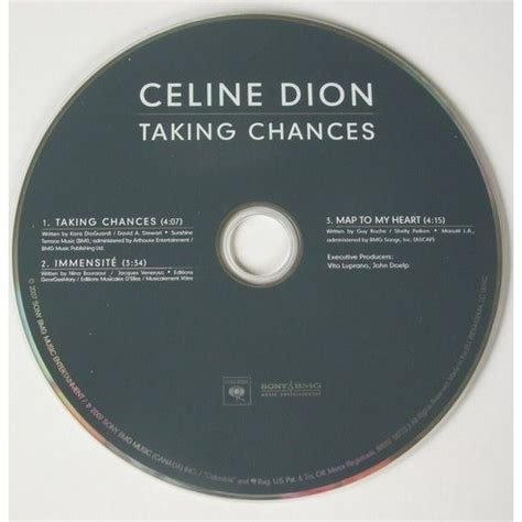 Cd Dion Taking Chances World The Concert taking chances by c 233 line dion cds with dom88 ref 116998606
