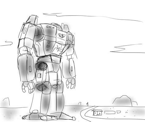 doodlebug drawing robot style robot doodle 1 by feyzer on deviantart