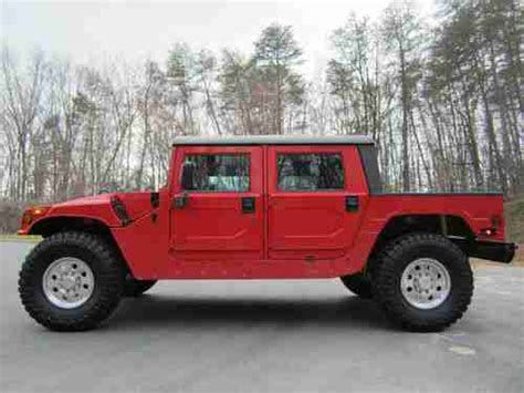 auto body repair training 1995 hummer h1 engine control find used 1995 hummer h1 gas engine line x 38 quot tires many upgrades drives great in