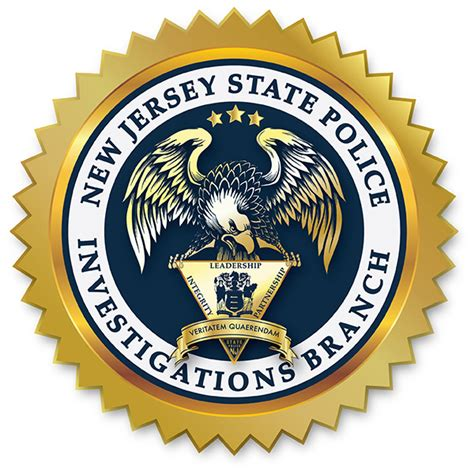 Nj State Background Check Investigations Branch New Jersey State