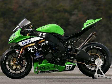 Felgenaufkleber Zx6r by All Japan Superbike La Kawasaki 2010 Di Yanagawa