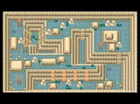 pokemon heart gold  soul silver rock tunnel