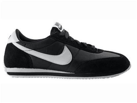 Weiße Sneaker Damen 3125 by Nike Shoe Wmns Oceania Leather Damen Low Sneaker Schwarz