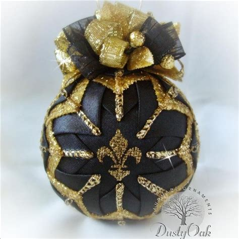 black gold christmas ornaments five fab friday finds decorating ideas from new orleans gonola