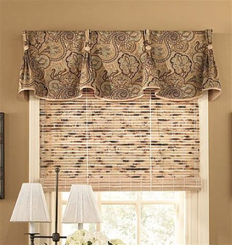 Window Toppers For Blinds Best 25 Valance Window Treatments Ideas On