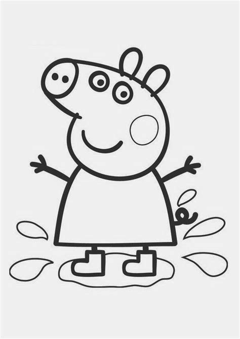 jogo peppa pig coloring pages 17 best ideas about desenhos para colorir peppa on