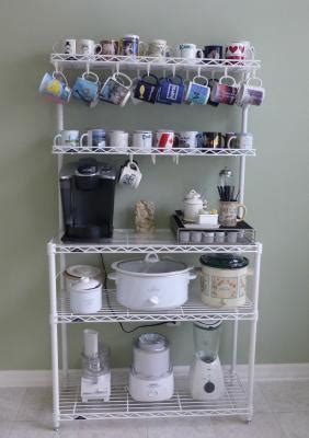 intermetro baker s rack reviews the container store