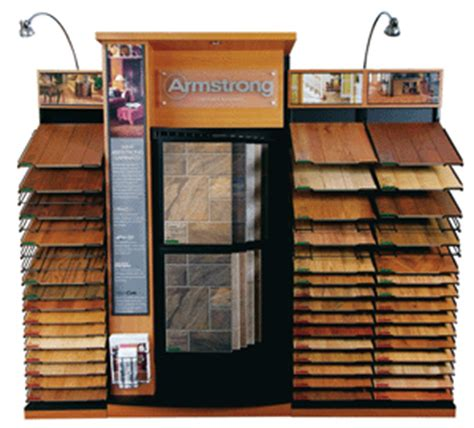 top 28 armstrong flooring displays armstrong retail display wing waterfall wood combo