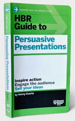 Lungofyrbiz How To Give More Persuasive Presentations A Duarte Ted Talk