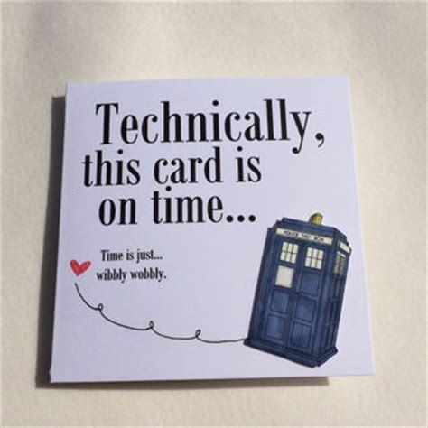 Dr Who Birthday Card Shop Belated Birthday Cards On Wanelo