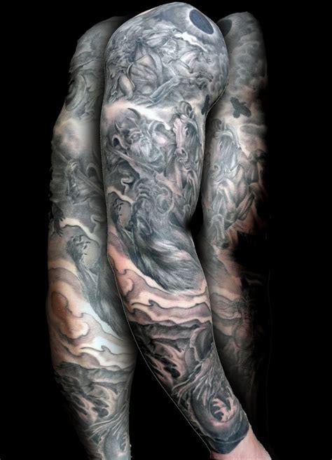 nordic sleeve tattoo designs the world s catalog of ideas