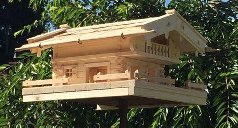 vogel haus vogelhaus selber bauen erfahrungsbericht original grubert