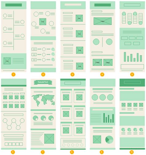 layout of infographic how to lay out an infographic in 10 minutes