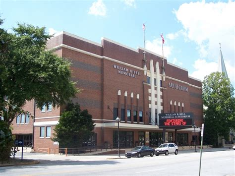 bell auditorium augusta entertainment venues eventseeker