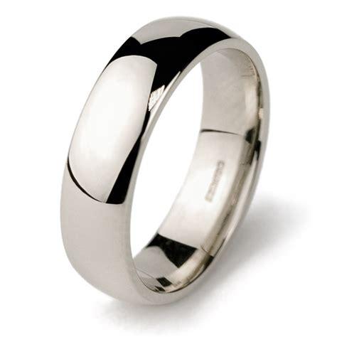 simple white gold wedding rings for ipunya