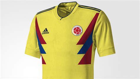 posible camiseta de la selecci 243 n colombia para 2018