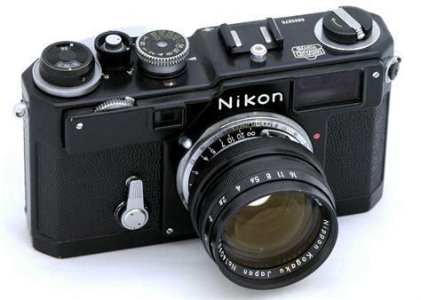nikon rangefinder cameras
