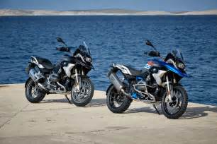 Bmw R 1200 2017 Bmw R 1200 Gs And Rallye Look Cycle News