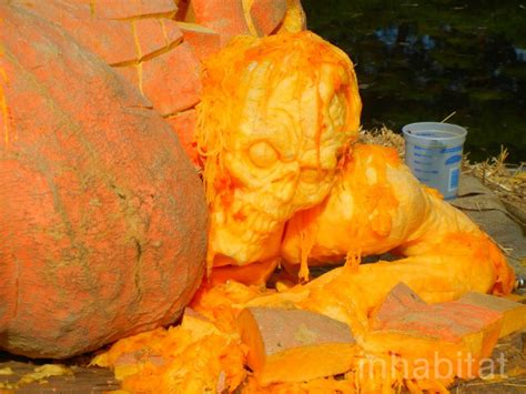 new york botanical garden pumpkin carving don t miss villafane s pumpkin carving at the