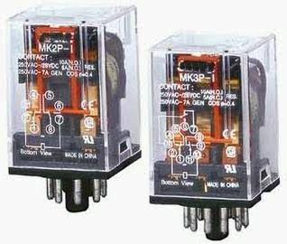 Relay Alarm Mobil tentang listrik program logic dan kontaktor relay cara kerja relay fungsi nya dan