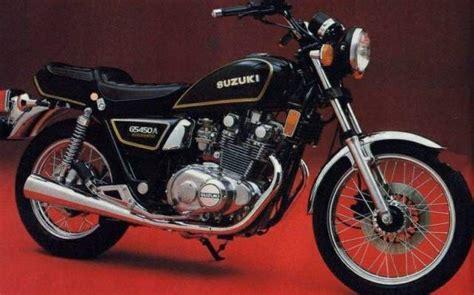 Automatic Suzuki Motorcycle Suzuki Gs 450a