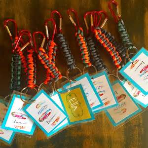 Themed Birthday Favors by Whimsical Feather Theme For Rock Climbing