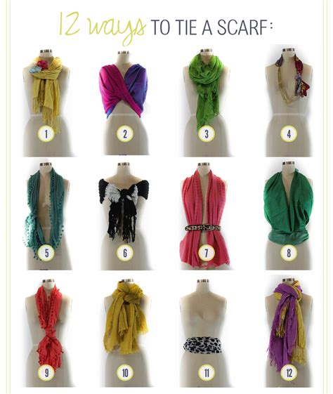dooley noted style how to wear a scarf