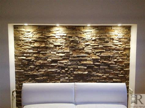 wandgestaltung mit stein wandgestaltung ofen renz 2013