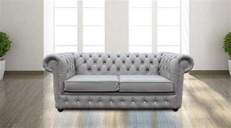 grey leather chesterfield sofa grey chesterfield sofa a stunning elegance and