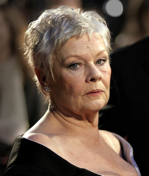 poctures of the navk of hairstylrd im nond judi dench wikipedia