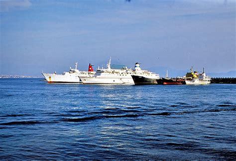 porti napoli navi e armatori approdi di passione