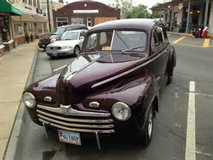 46 Ford Coupe Photo